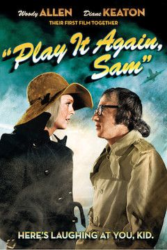 Play It Again, Sam movie poster.