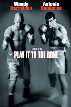 Poster for the movie Play It to the Bone