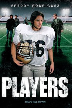 Players movie poster.