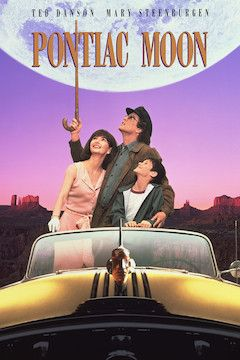 Poster for the movie Pontiac Moon
