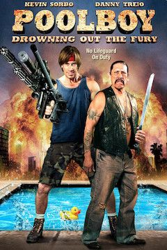 Poolboy: Drowning Out the Fury movie poster.
