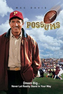 Possums movie poster.
