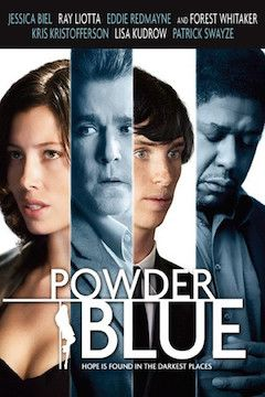 Poster for the movie Powder Blue