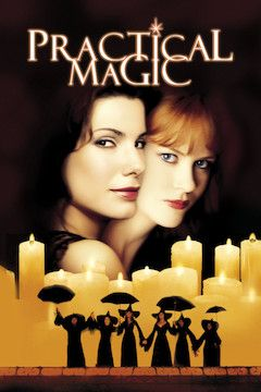 Practical Magic movie poster.
