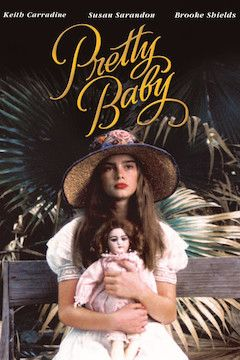 Pretty Baby movie poster.