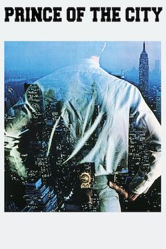 Prince of the City movie poster.