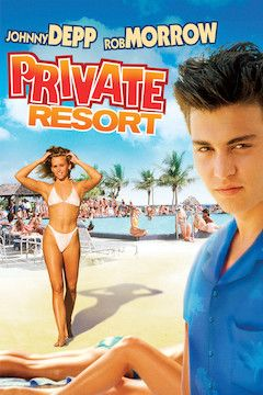 Private Resort movie poster.