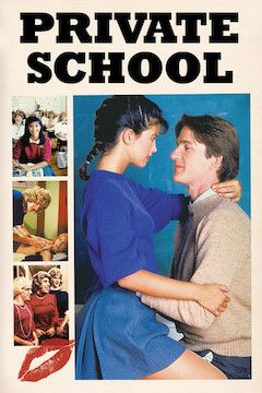 Private School movie poster.