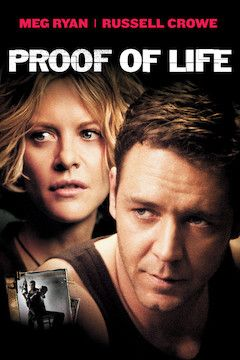 Poster for the movie Proof of Life