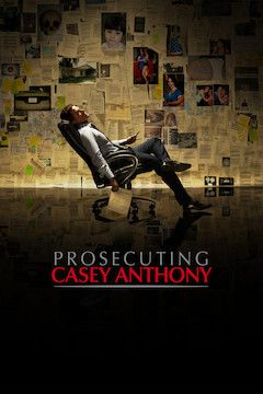 Prosecuting Casey Anthony movie poster.