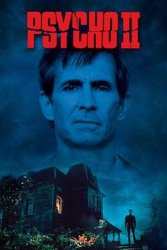 Psycho II movie poster.