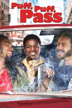 Puff, Puff, Pass movie poster.