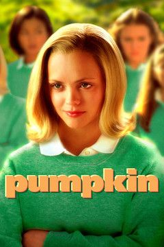 Pumpkin movie poster.