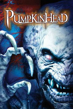 Pumpkinhead movie poster.
