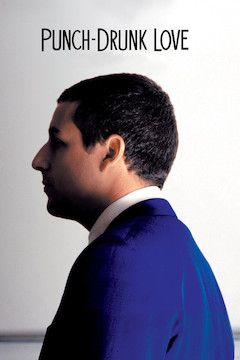 Punch Drunk Love movie poster.