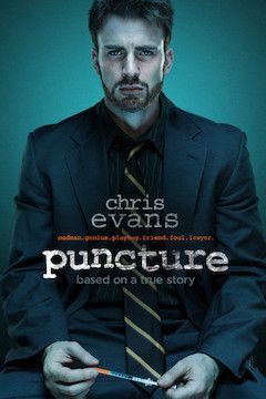 Puncture movie poster.