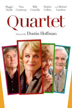 Quartet movie poster.