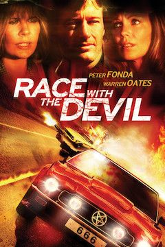 Race With the Devil movie poster.