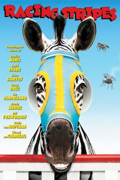 Racing Stripes movie poster.