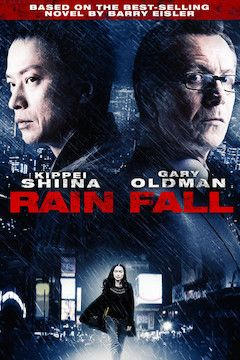 Poster for the movie Rain Fall