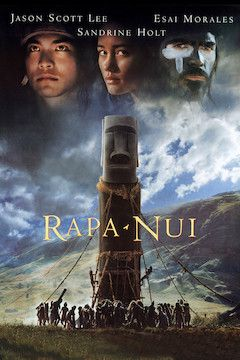 Poster for the movie Rapa Nui