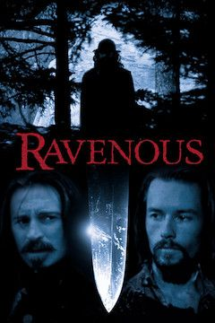 Ravenous movie poster.