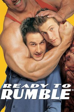 Ready to Rumble movie poster.