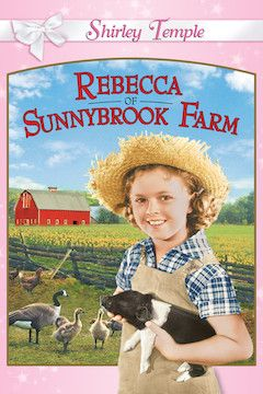 Poster for the movie Rebecca of Sunnybrook Farm