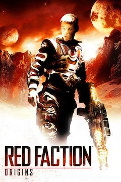 Red Faction: Origins movie poster.