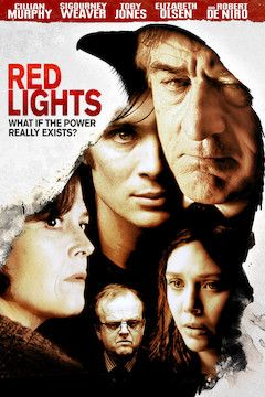 Poster for the movie Red Lights