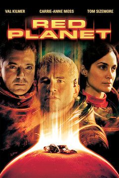 Red Planet movie poster.