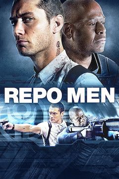 Repo Men movie poster.