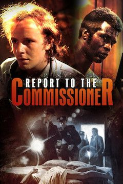 Report to the Commissioner movie poster.