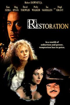 Restoration movie poster.