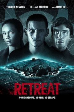 Retreat movie poster.