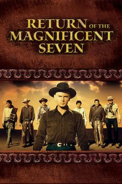 Poster for the movie Return of the Magnificent Seven