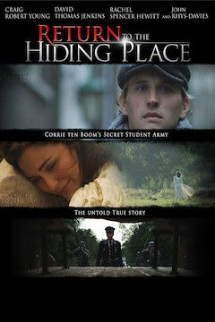Return to the Hiding Place movie poster.