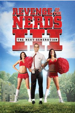 Revenge of the Nerds III: The Next Generation movie poster.