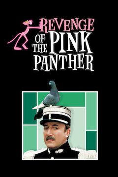 Poster for the movie Revenge of the Pink Panther
