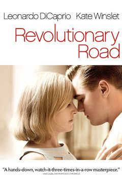 Revolutionary Road movie poster.