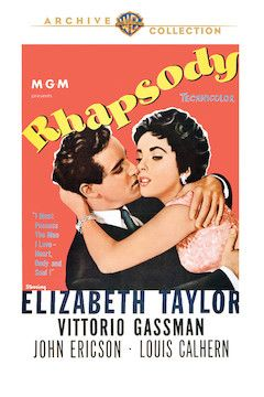 Rhapsody movie poster.
