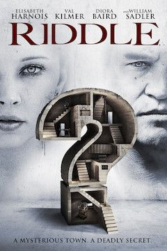Riddle movie poster.
