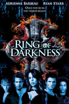 Ring of Darkness movie poster.