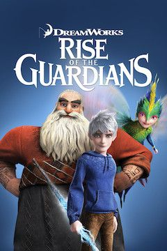 Rise of the Guardians movie poster.