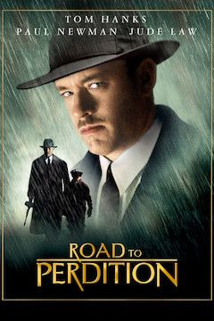 Road to Perdition movie poster.