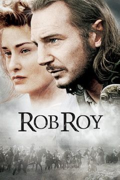 Poster for the movie Rob Roy