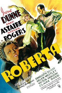 Poster for the movie Roberta