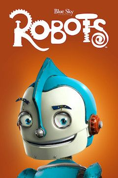 Robots movie poster.