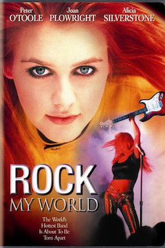 Rock My World movie poster.