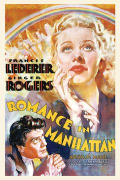 Poster for the movie Romance in Manhattan